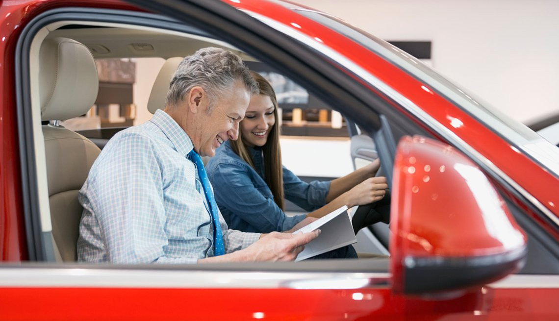 Good car deals for new drivers
