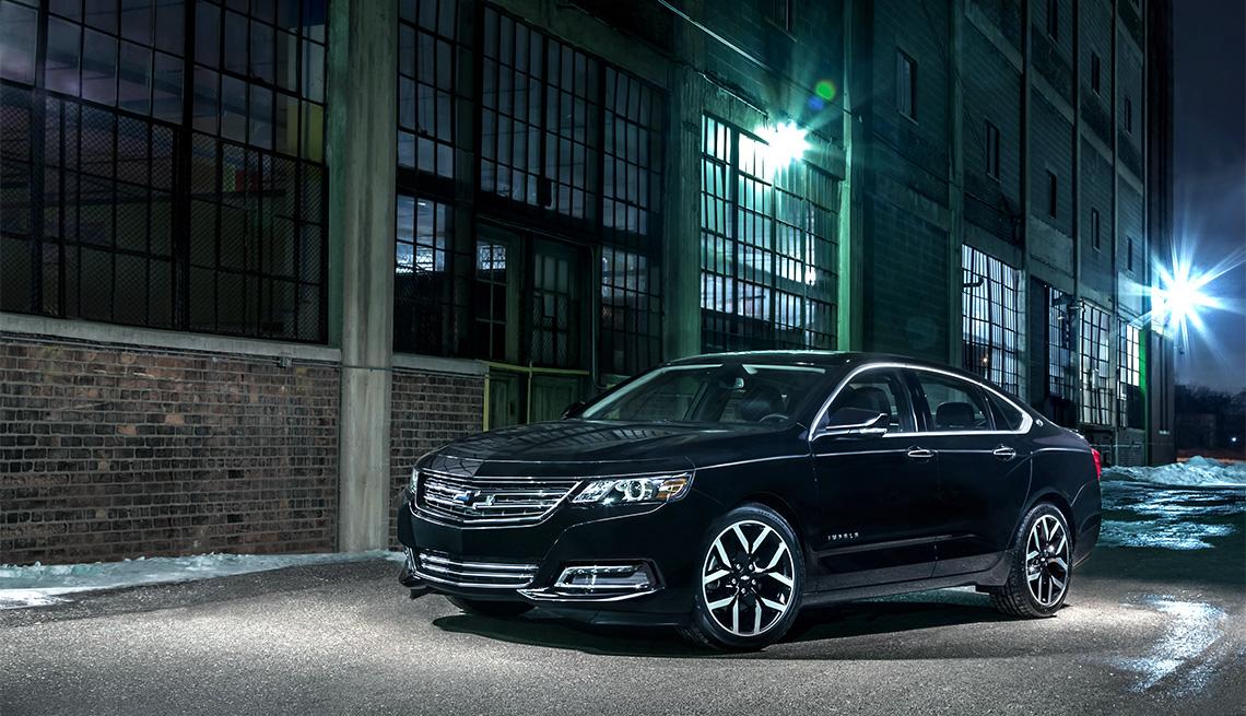 item 3 of Gallery image - 2018 Chevrolet Impala