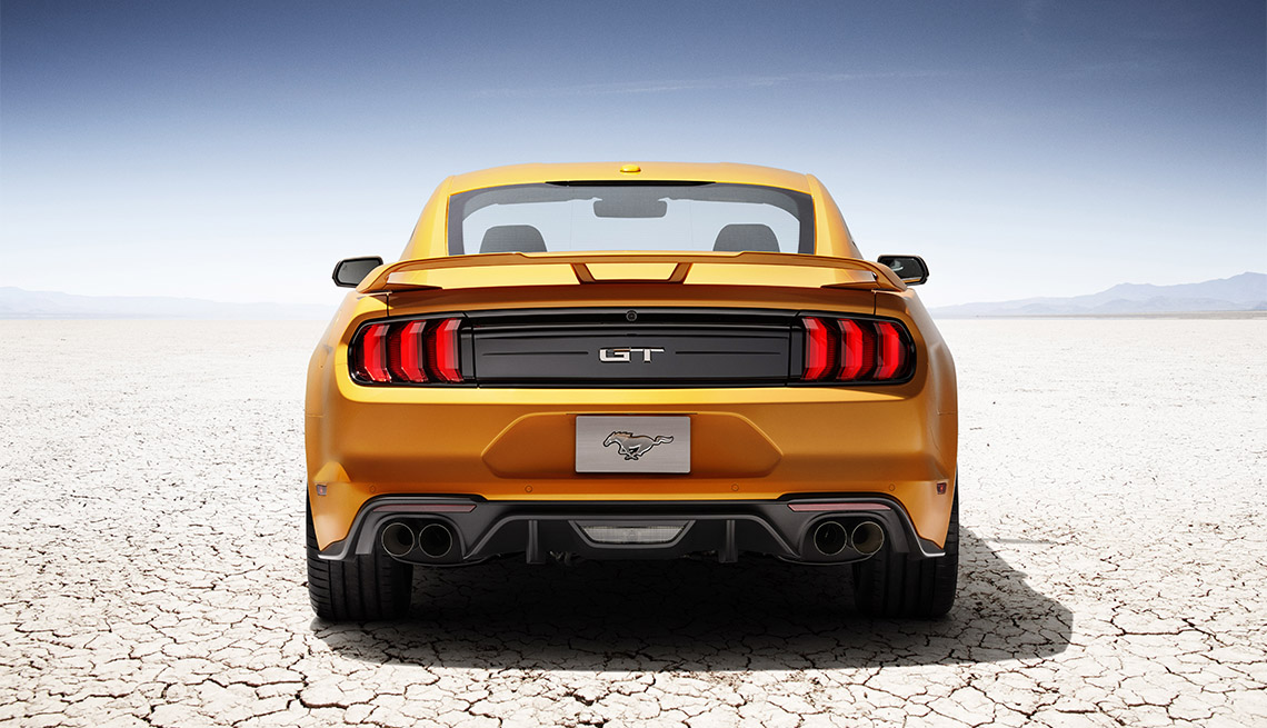 item 7 of Gallery image - 2018 Ford Mustang V8 GT