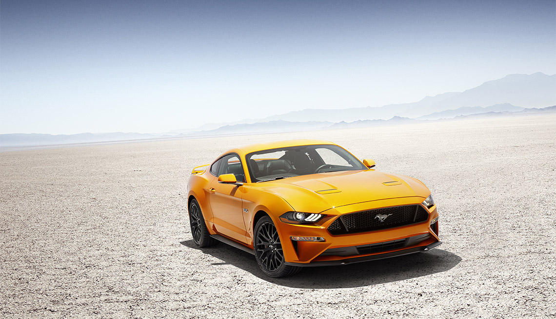 item 12 of Gallery image - 2018 Ford Mustang V8 GT