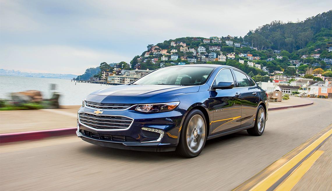 item 6 of Gallery image - 2018 Chevrolet Malibu