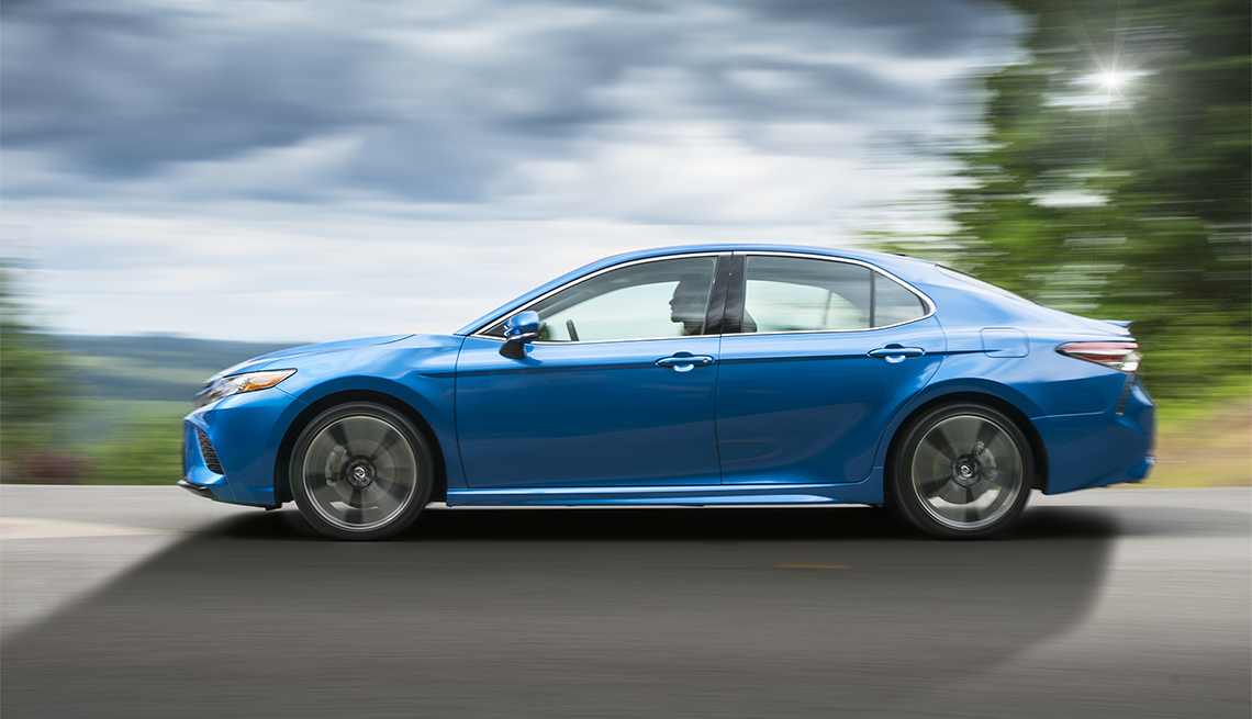 item 2 of Gallery image - 2018 Toyota Camry