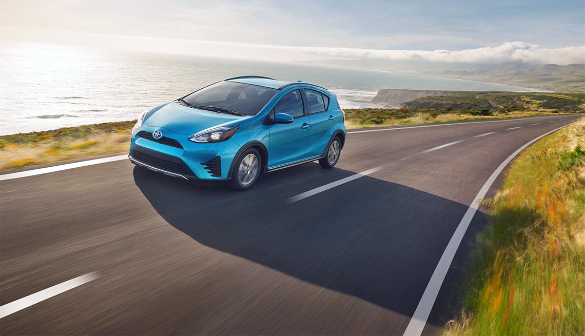 item 5 of Gallery image - Toyota Prius