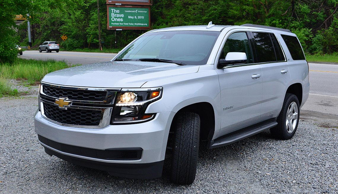 Chevrolet Tahoe 2015 model