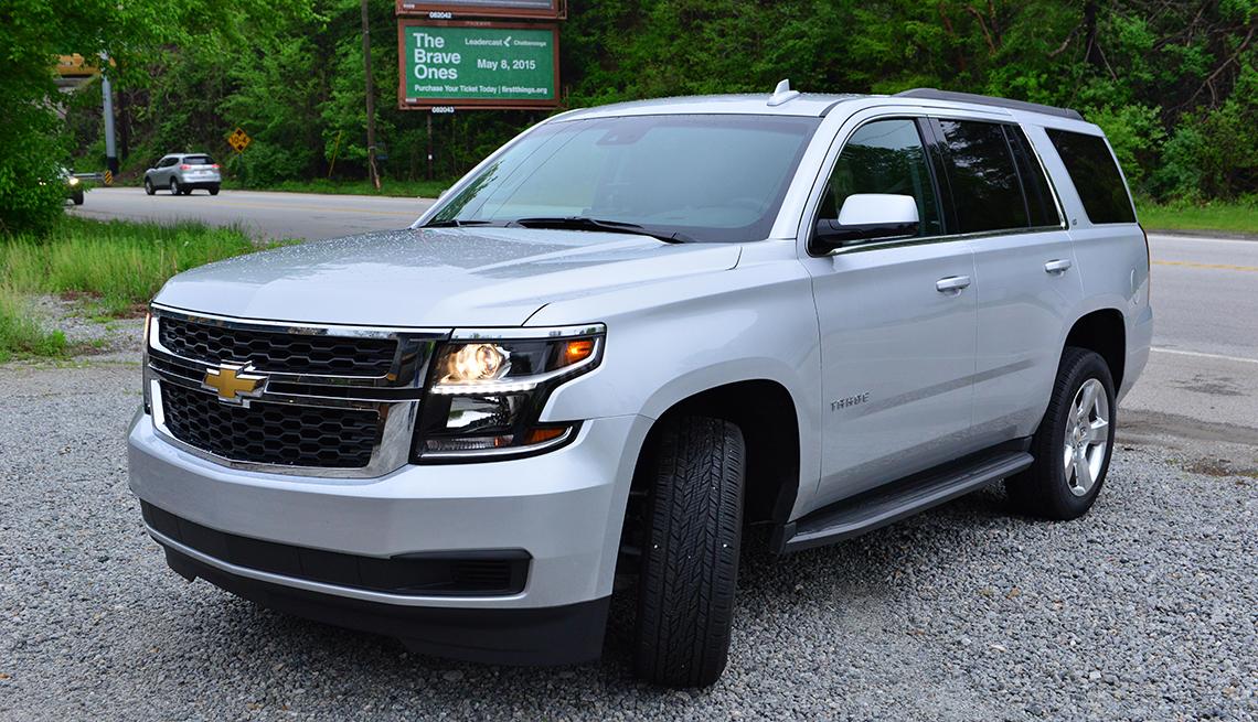 Chevrolet Tahoe 2015 model