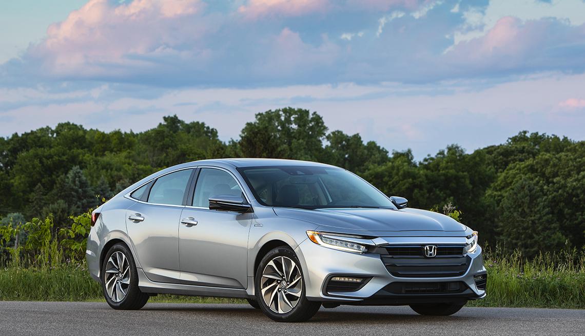 item 4 of Gallery image - Honda Insight 2019.