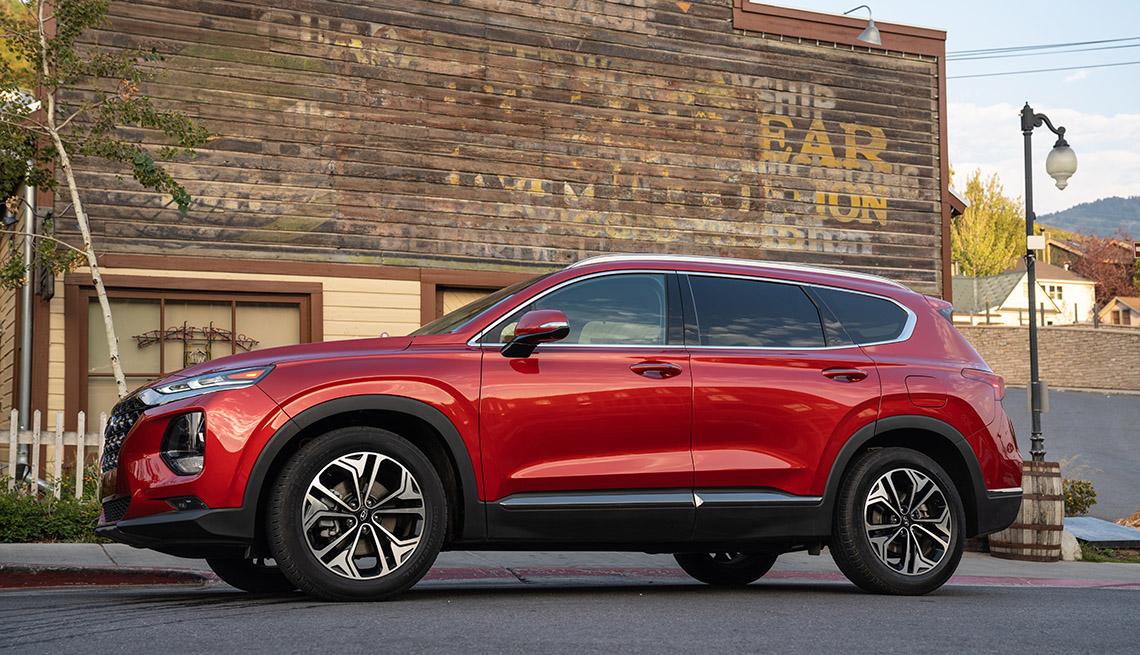 item 5 of Gallery image - Hyundai Santa Fe 2019.