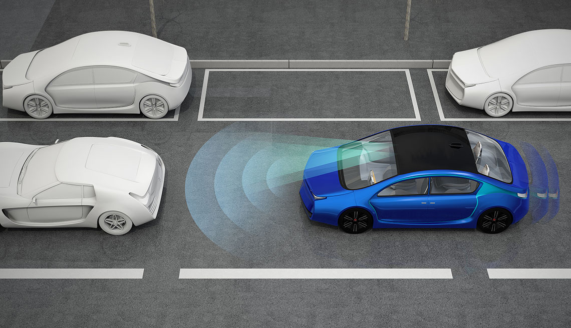 Automatic braking system concept