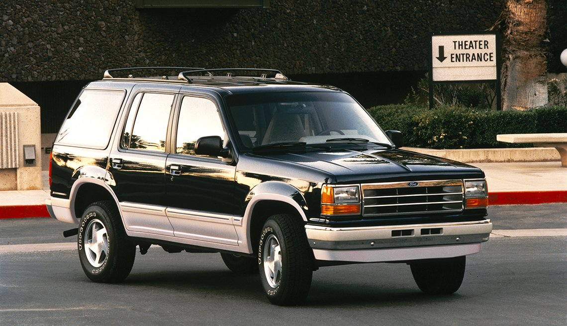 item 10 of Gallery image - 1991 Ford Explorer