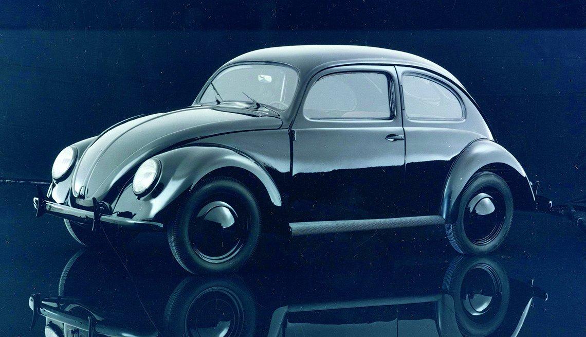 item 1 of Gallery image - 1938 VW Beetle.