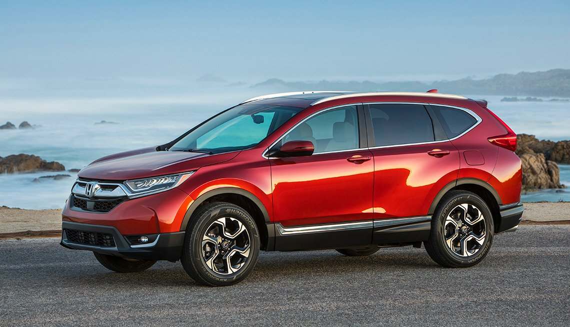 item 8 of Gallery image - Honda CR-V 2019