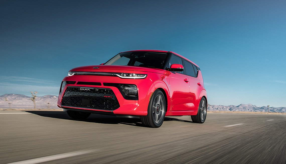 item 1 of Gallery image - Kia Soul GT-Line 2020