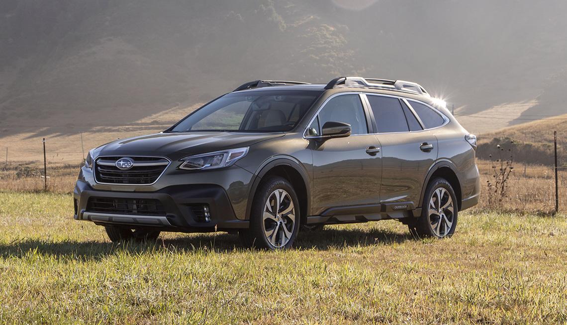 item 4 of Gallery image - Subaru Outback 2020