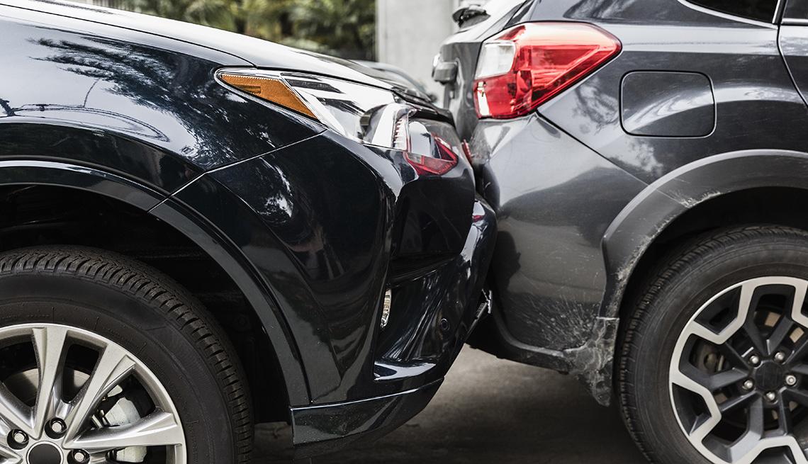 Qué hacer si estás en un accidente automovilístico