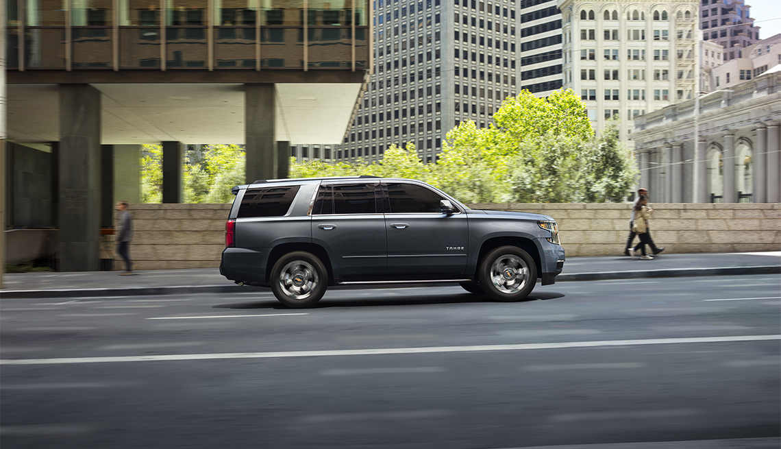 item 6 of Gallery image - 2020 gray Chevrolet Tahoe Premier Plus special edition