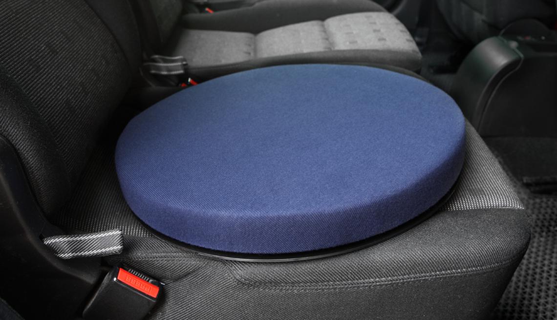 item 3 of Gallery image - Cojín giratorio en un automóvil para personas con discapacidad