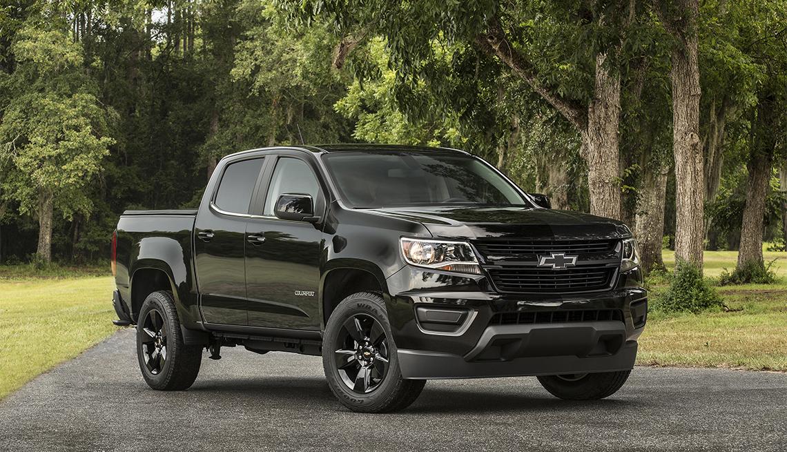 item 7 of Gallery image - Chevrolet Colorado Midnight Edition