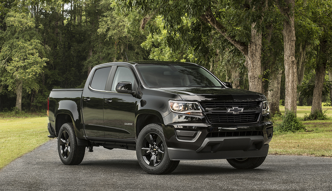 item 7 of Gallery image - 2016 Chevrolet Colorado Midnight Edition