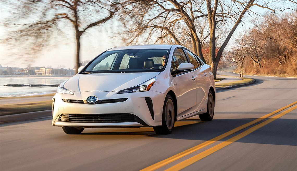 item 3 of Gallery image - Toyota Prius 2020