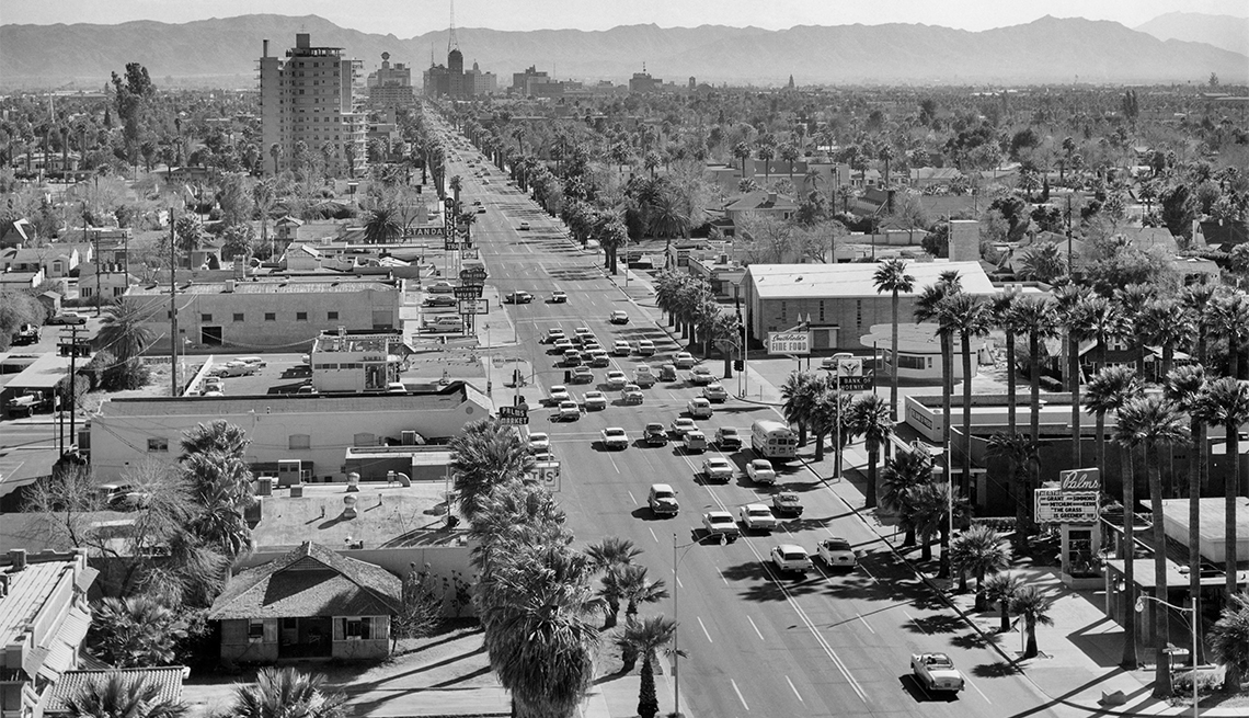 item 6 of Gallery image - 1960s downtown Phoenix