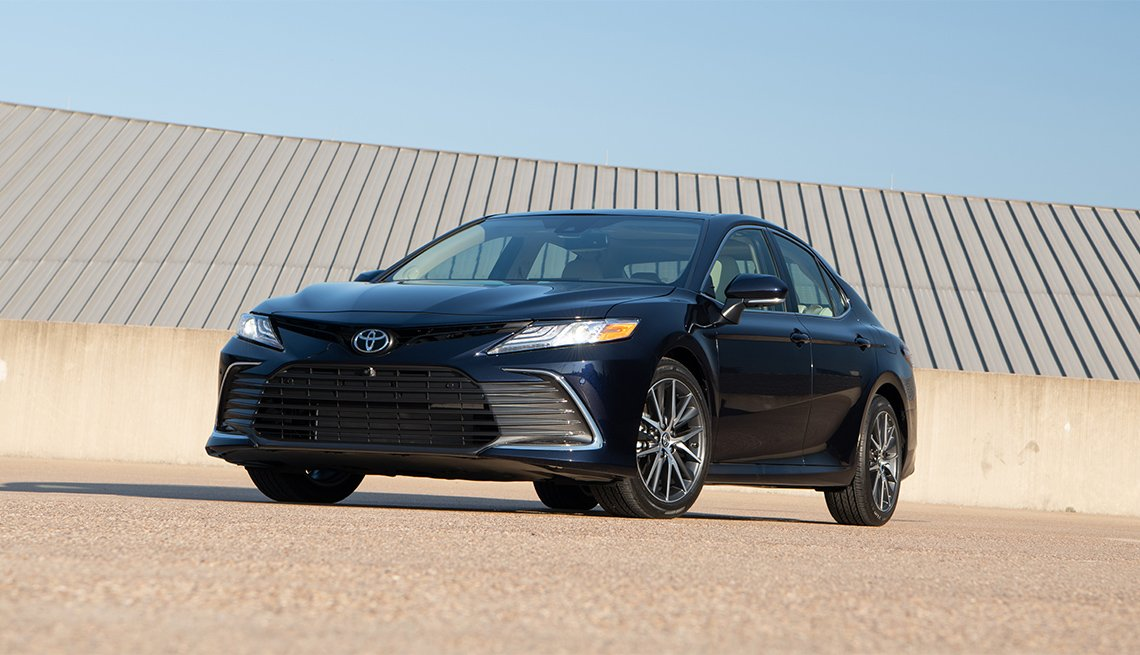 item 7 of Gallery image - 2021 Toyota Camry
