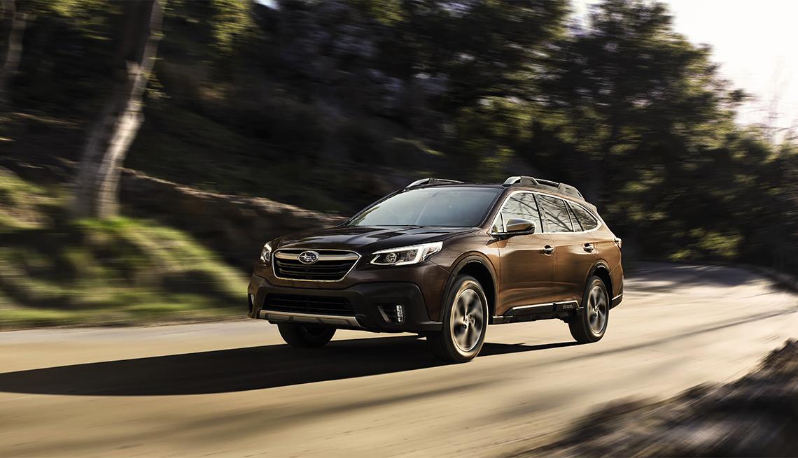 item 3 of Gallery image - 2021 Subaru Outback