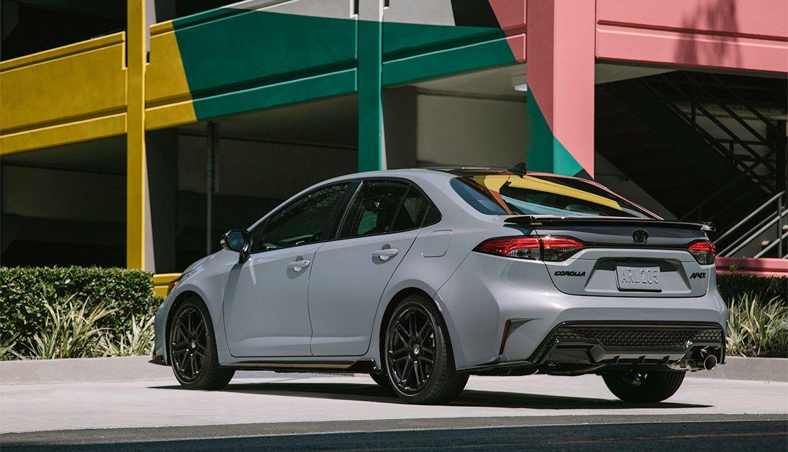 item 6 of Gallery image - 2021 Toyota Corolla (Apex)