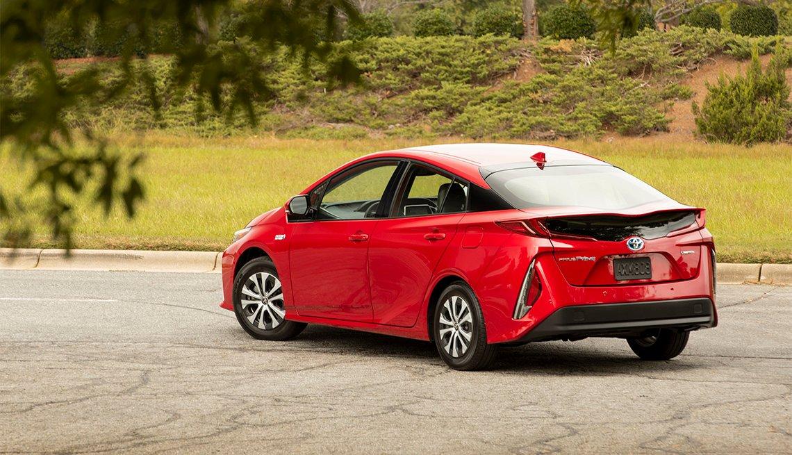 item 8 of Gallery image - 2021 Toyota Prius