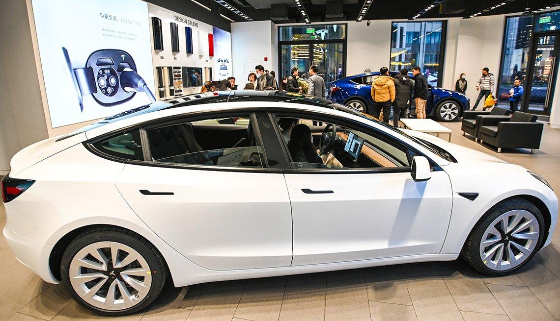 item 9 of Gallery image - Tesla Modelo 3
