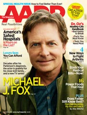 ATM Cover subject Michael J. Fox
