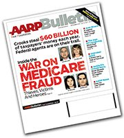 AARP Bulletin cover November 2014