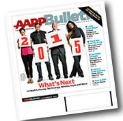AARP Bulletin cover December 2014