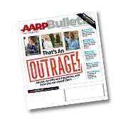AARP Bulletin Cover March 2015