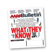 AARP Bulletin May 2016 Cover