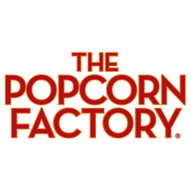 The Popcorn Factory® Logo