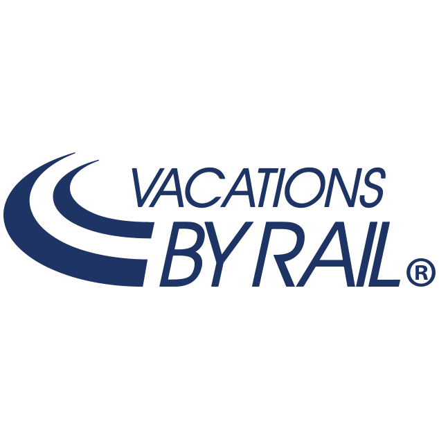 Vacations By Rail Logo