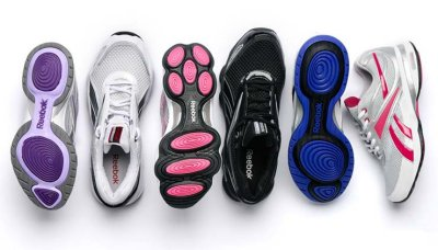 Reebok athletic shoes