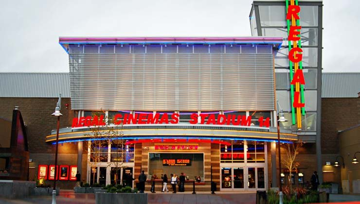Regal Cinemas movie theater
