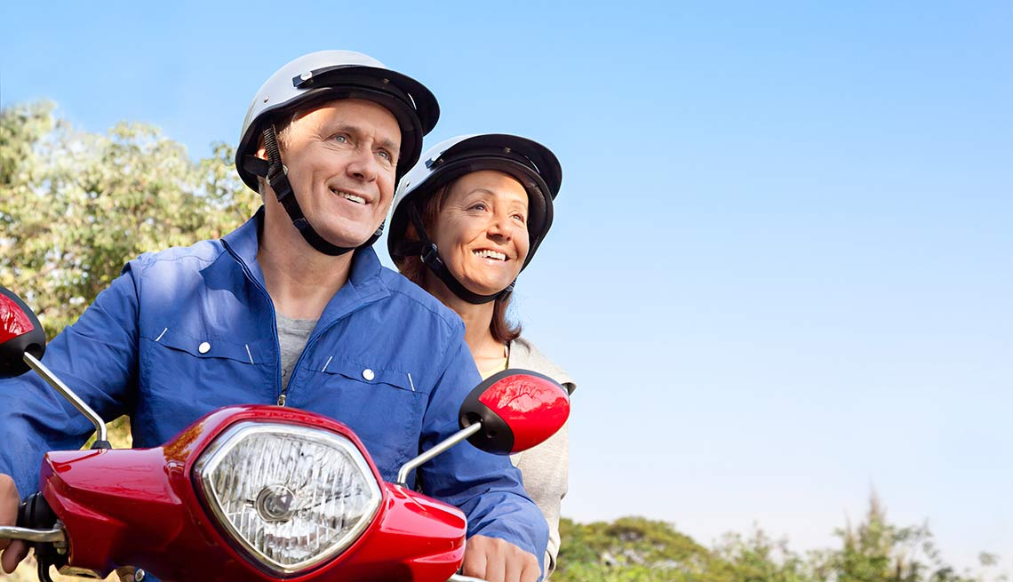 Aarp Life Insurance Program >> AARP Motorcycle Insurance from Foremost, Member Benefit