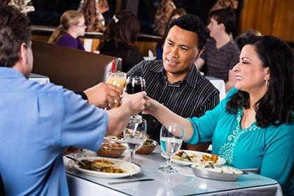 AARP Member Benefits discounts on dining