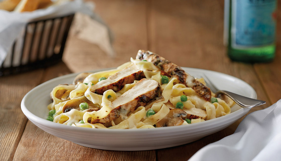 Carrabba's Chicken Fettuccini, Member Benefits