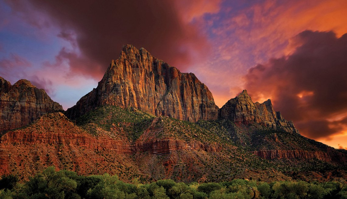 Xanterra Zion national park
