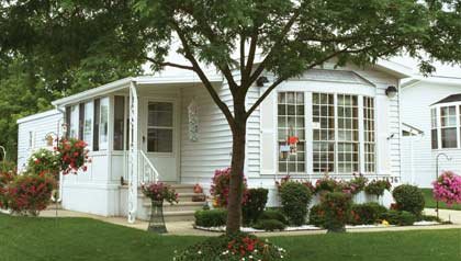 member benefit discount mobile home