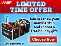 Holiday Gift offer for membership
