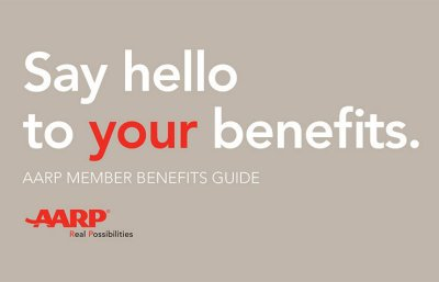 Member Benefits Guide Cover Discounts AARP