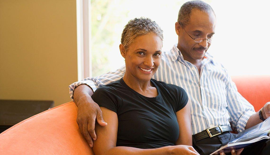 Member Benefits Couple Bulletin
