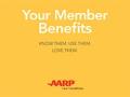 Member Benefits Guide
