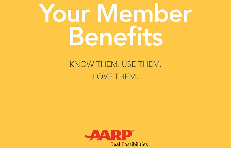 Aarp coupons and discounts