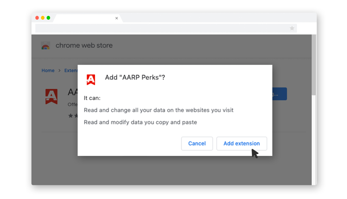 step 2  add perks chrome browser and microsoft edge