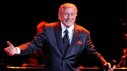 Singer Tony Bennett will perform Sept. 24 at the Staples Center during the Life@50+.